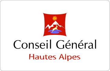 logo Conseil général des Hautes Alpes