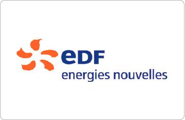 Logo EDF Energies nouvelles