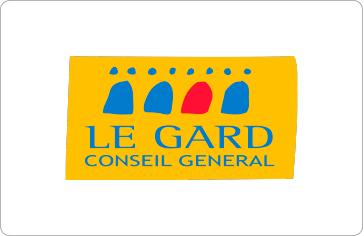 Logo Conseil Général du Gard