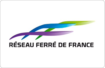 Logo Réseau Ferré de France